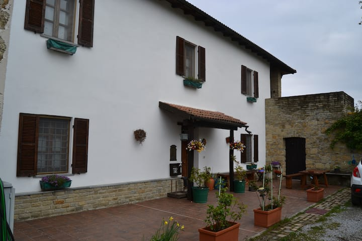 "B&B ""la quiete tra le colline""2"