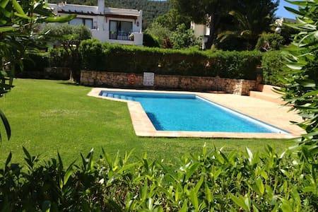 Apartamento Tranquilo en Ibiza - 滨河圣埃乌拉利亚 - 公寓