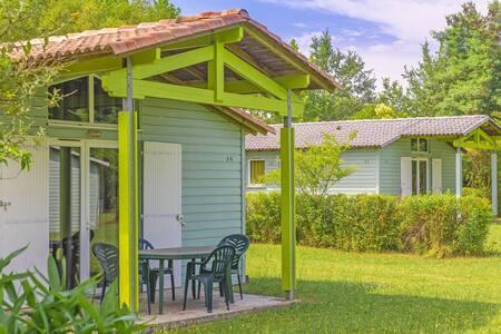 Accès Piscine, Espace Bien-Être + plus ! Cottage avec Terrasse privé