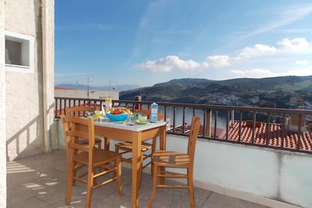 Appartamento con Terrazza Vista Mare - Apartment