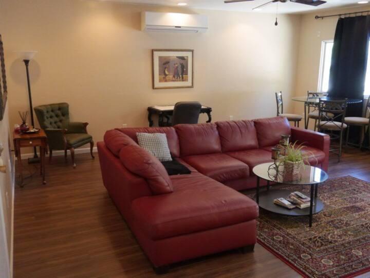 Quiet Foothills Apartment