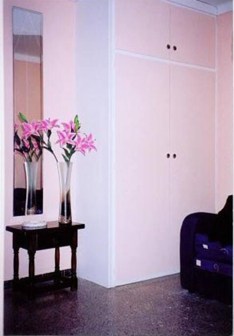 habitacion cabina