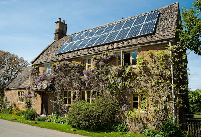B&B Cotswolds Farmhouse room with en-suite - Hidcote Boyce near Chipping Campden - Bed & Breakfast