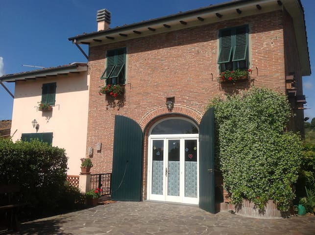 Country House Lyda -little paradise - Lucca - Wohnung