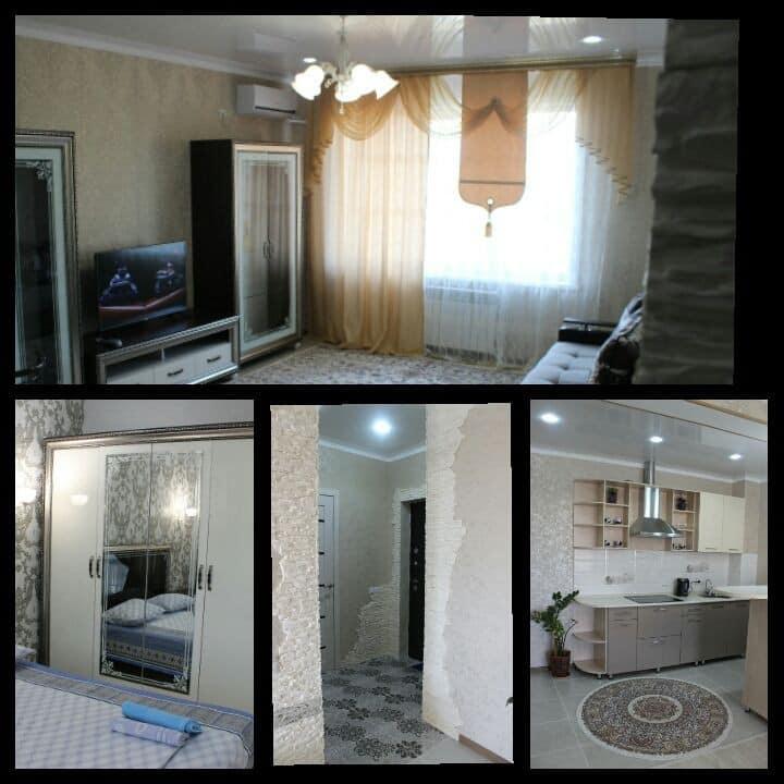 Уютная квартира в центре города))