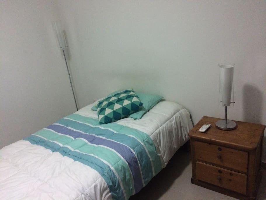 Excelente habitaci n departamentos en alquiler en for Alquiler habitacion departamento