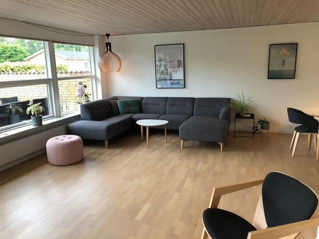 Børnevenligt hus tæt på Århus