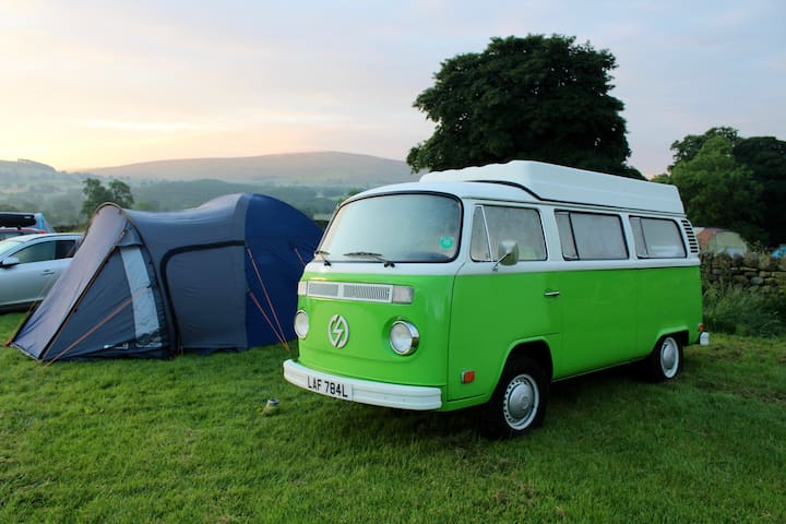 Indie - The Electric Classic Camper Van - Farnham - Wóz Kempingowy/RV