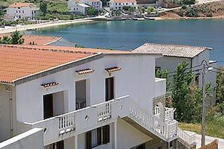 One bedroom apartment with terrace and sea view Metajna, Pag (A-4150-c) - Metajna