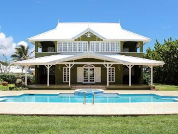 Casa Verde Villa, Tobago Plantations