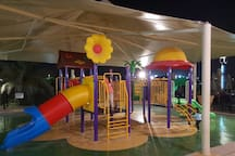 KID play area