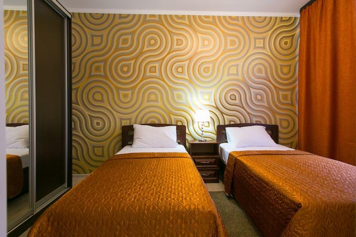 Apart-Hotel Suite Close to Sheremetyevo 103B