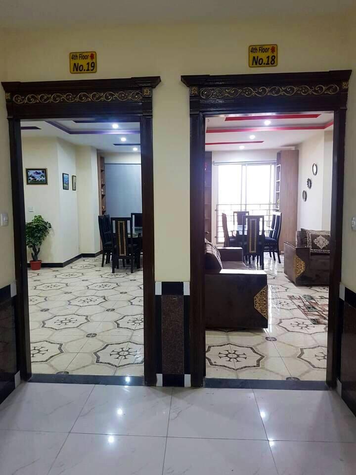 Empire apartments  Jhelum city housing