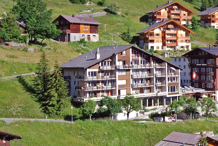 self catering apartment 611 Eiger Residence - Mürren - Lejlighed