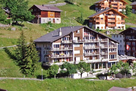 self catering apartment 611 Eiger Residence - Mürren - Pis