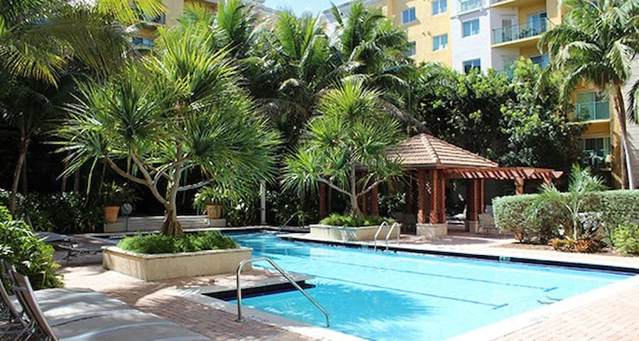 Fancy Apartment - South Miami - Apartemen