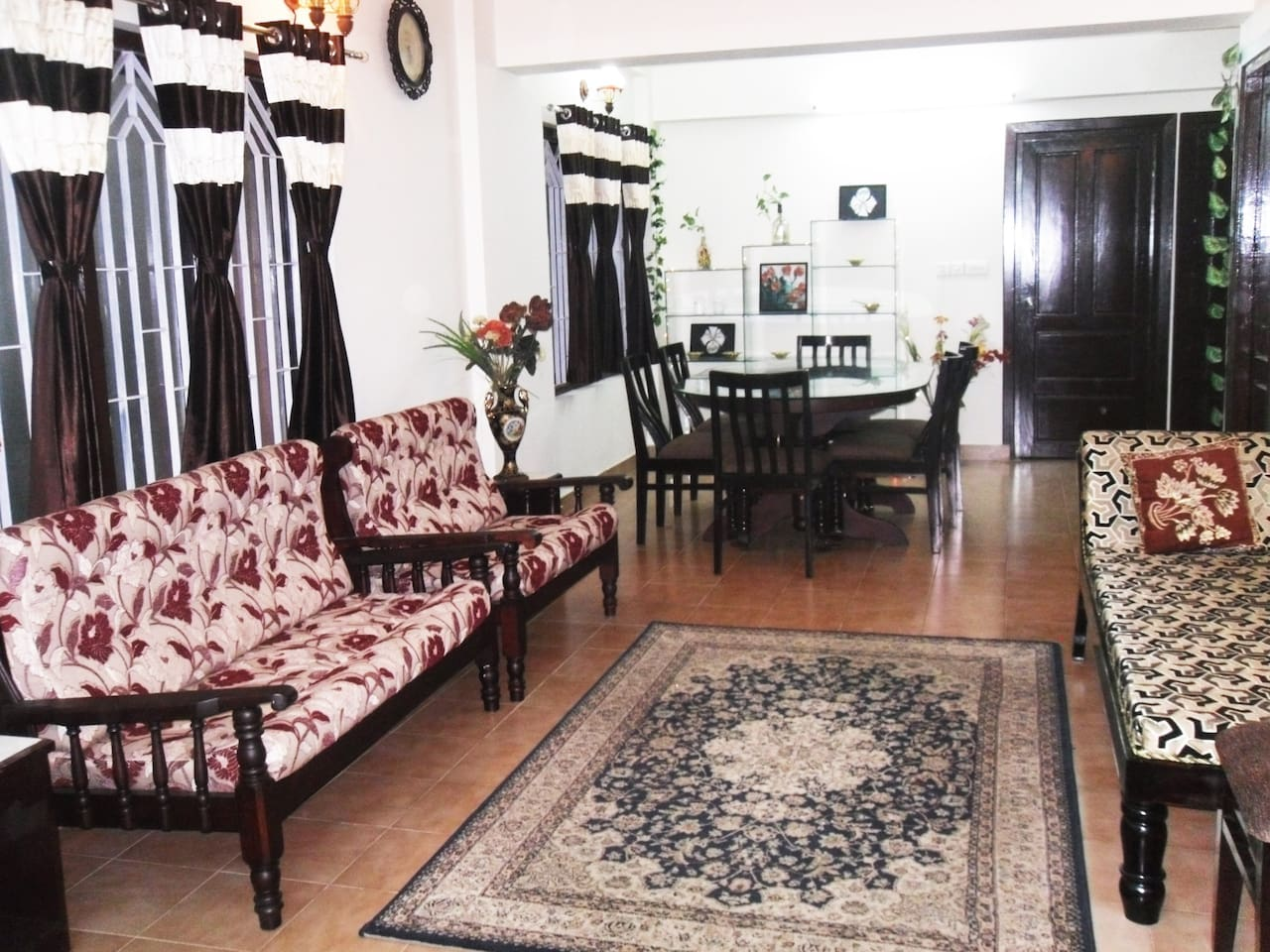 Your family living room . The most spacious one in trivandrum city
