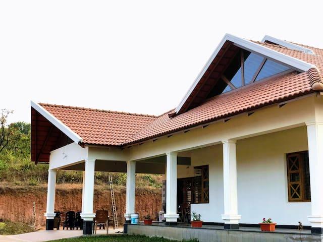 Shivadurga Homestay - Hilltop Homestay in CKM