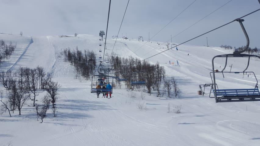 Tänndalen AAA läge ski in ski out - Härjedalen V - Apartamento