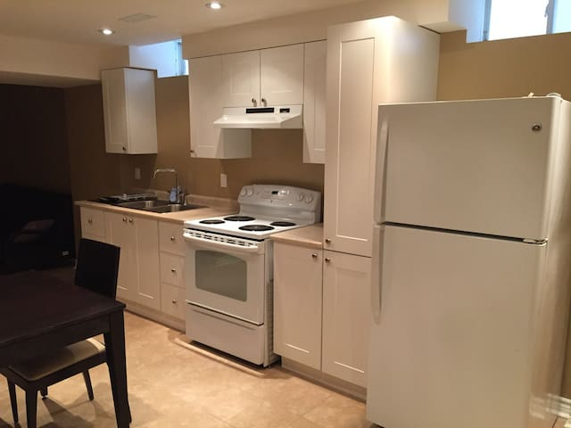 Basement for Rent Bolton South Hill