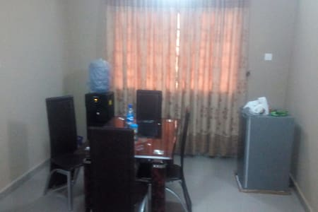 Olufunmilayo housing estate , OMBPLC Guest House