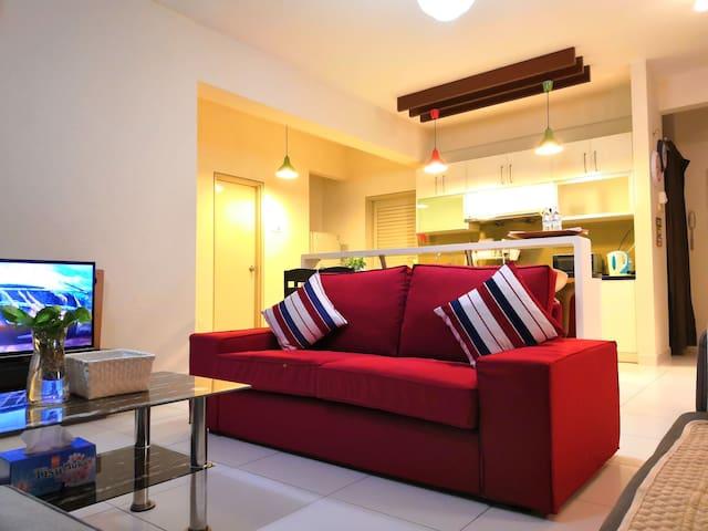 2homez 4-5*pax Setiawalk Puchong 蒲种民宿 Cozy Home