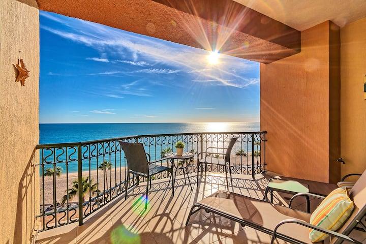Gorgeous Sonoran Sea Beachfront Condo