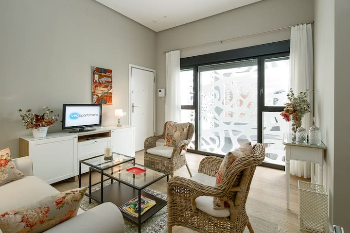 Angeles. 2 bedroms by the Cathedral - Sevilla - Appartement