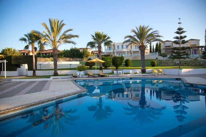 Luxury beach resort next to Park Lane Limassol