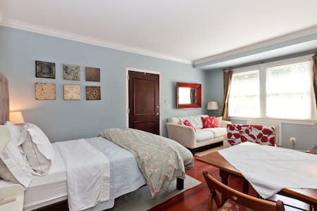 Cosy Studio in Old Town Alexandria!