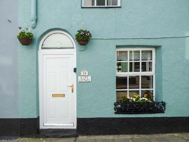 KIPS COTTAGE, pet friendly, with open fire in Mevagissey, Ref 933581