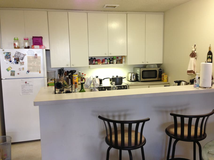 Kitchen/Breakfast bar