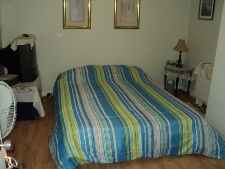 Grande chambre 2 / Large room 2 Queen bed