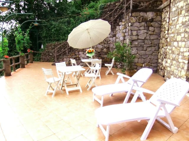 Dreamy Italian Riviera House for4/6 - Rapallo - Talo