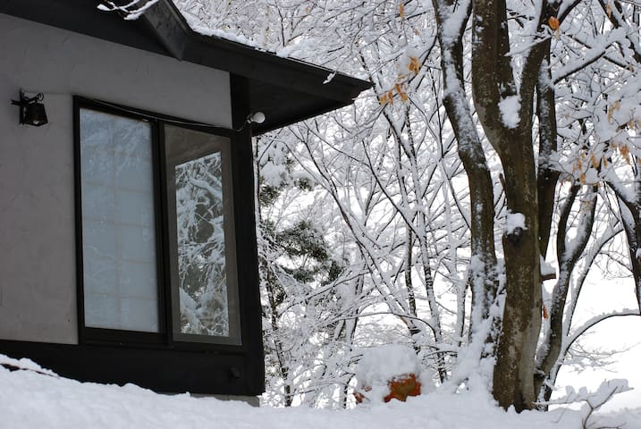 Kallin Cottage Hakuba, ski-in/out - Hakuba, Kitaazumi District - House