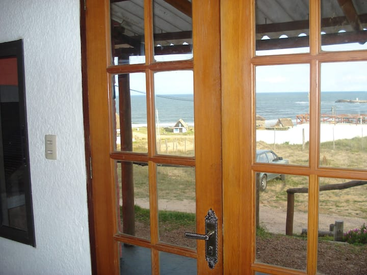 DUPLEX  ON THE BEACH 2- P.del Diablo