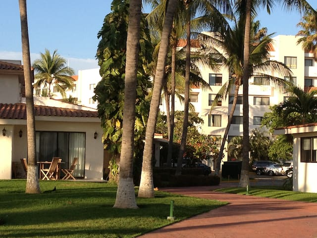 Great Seafront Apartment @ Vallarta