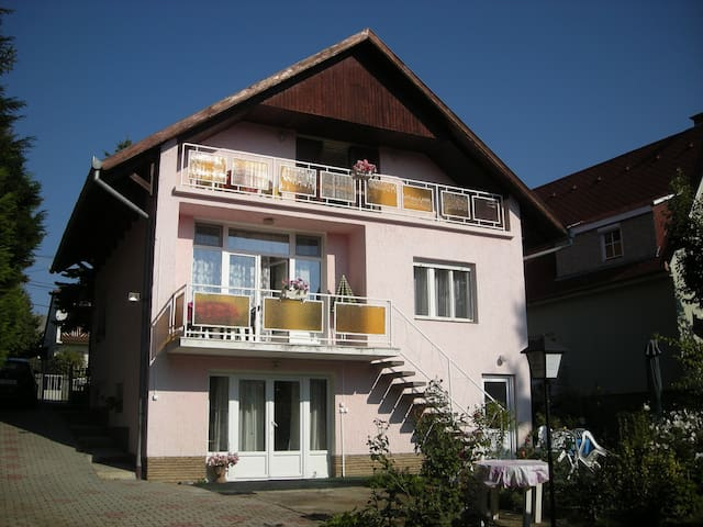 Haus Jeremias therme - Hubertus Appartement