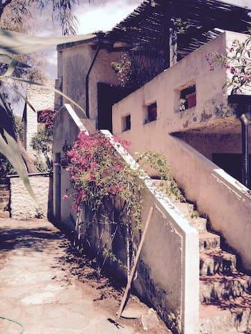 Appart in villa vicino spiaggia - Sant'Anna Arresi - Casa de camp