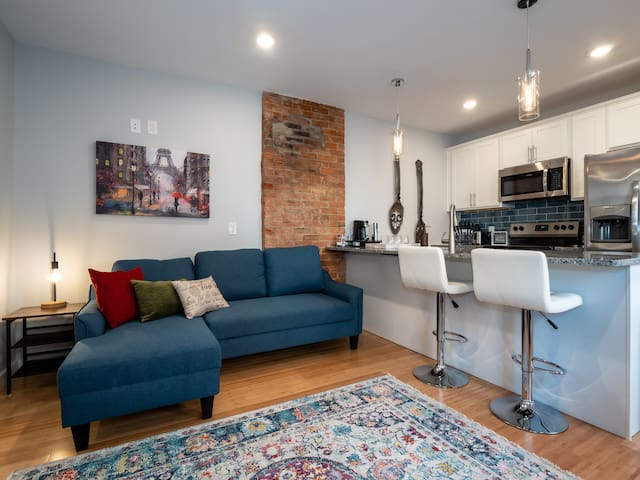Modern Condo in the Heart of Downtown OTR
