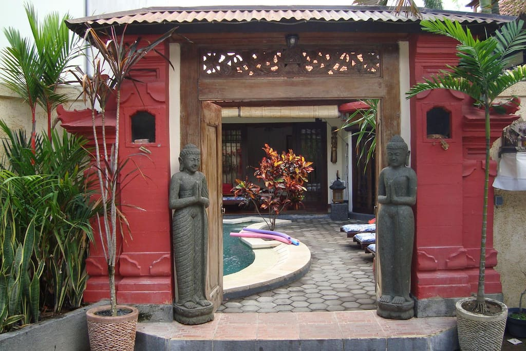 Hidden Garden Villa #5