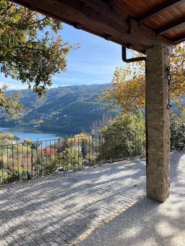 Stunning view Villa Peneda-Gerês