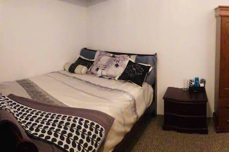 Belle et confortable chambre