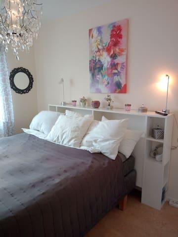 Gästrum på Lidingö 15 min från Stockholms city