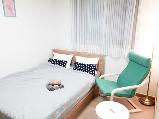 #6 ★Anna house ★ Near HongDae + Cozy House
