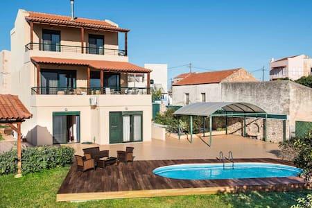 Sea View Villa Dafni - Sternes - Huvila