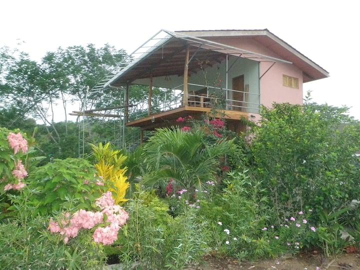 Montezuma  home with ocean view