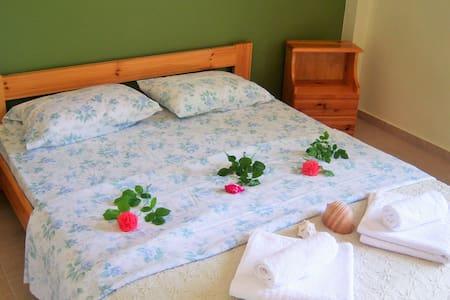 Άνετο διαμέρισμα με θέα την θάλασσα - Lesvos - Daire