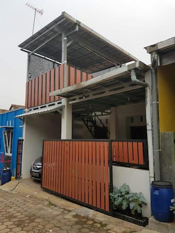 Rumah singgah di Purwokerto