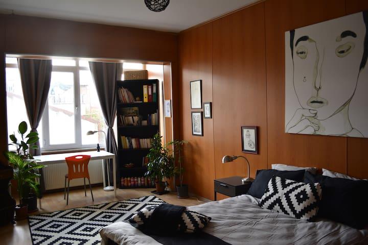 Spacious Room in Taksim - อิสตันบูล - อพาร์ทเมนท์